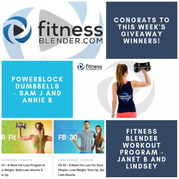 fitness blender workout plan