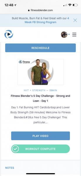 HIIT almos Kill me | Community | Fitness Blender